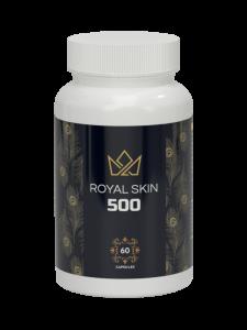 royal skin 500 na pryszcze