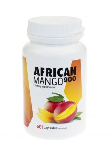 African Mango tabletki na odchudzanie