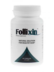 Follixin na porost włosów