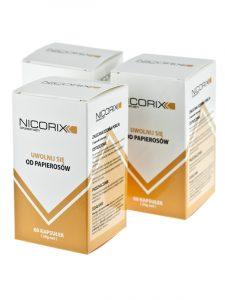 tabletki Nicorix na rzucenie palenia
