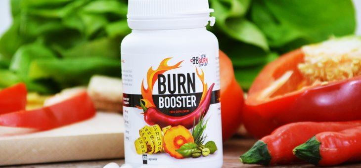 BurnBooster – opinie, cena, efekty, skład