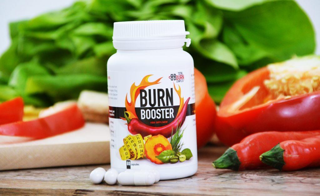 burn booster tabletki na odchudzanie