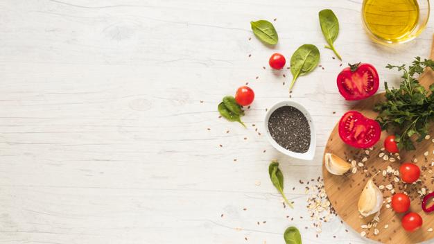 dieta i zdrowe jedzenie