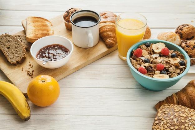 co jeść na śniadanie aby schudnąć