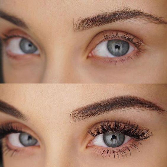 miralash przed i po