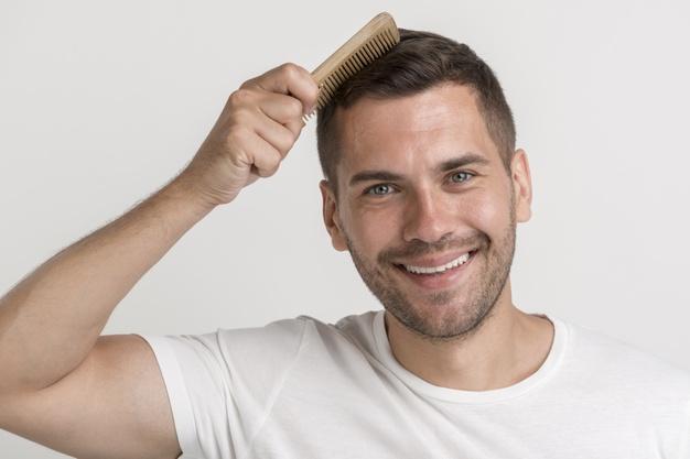 długie gęste włosy