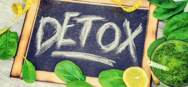 Detoks – czyli skuteczne oczyszczanie organizmu z toksyn