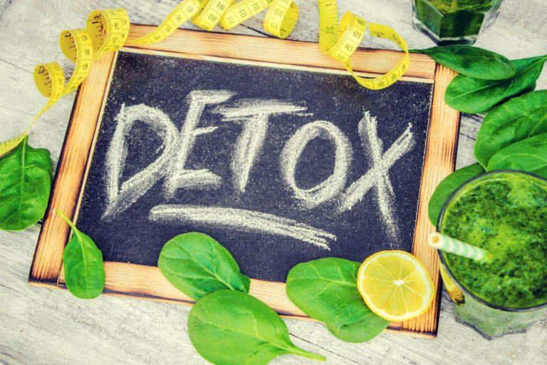 detoks oczyszczanie organizmu