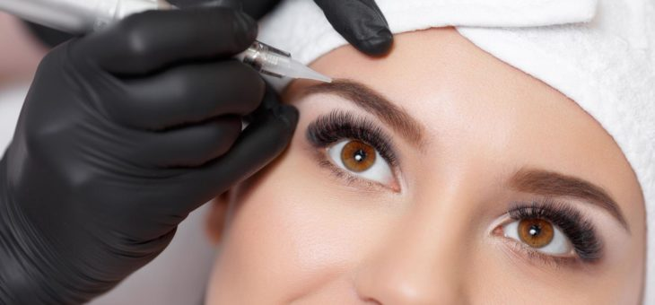Makijaż permanentny brwi – jak go zrobić, ile kosztuje oraz czy warto ?