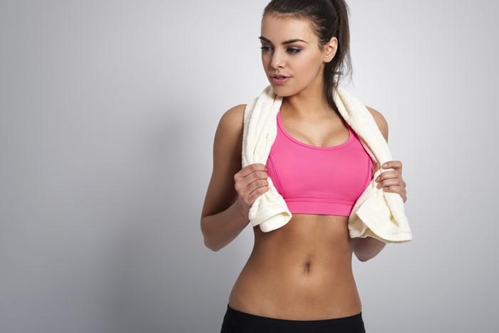 ćwiczenia na powiększenie biustu