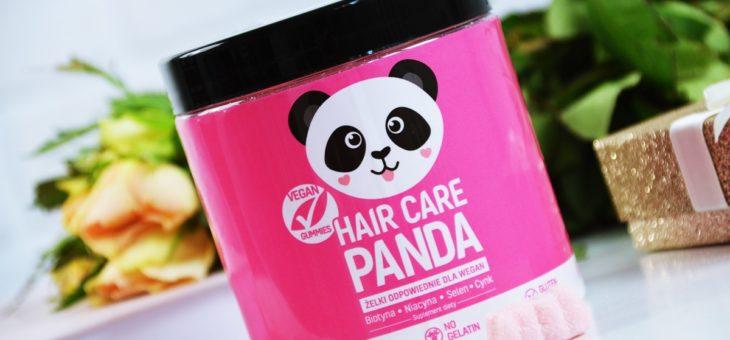 Witaminy na włosy w żelkach HAIR CARE PANDA – opinie, cena, efekty