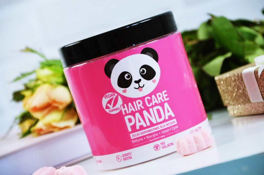 hair care panda opinie