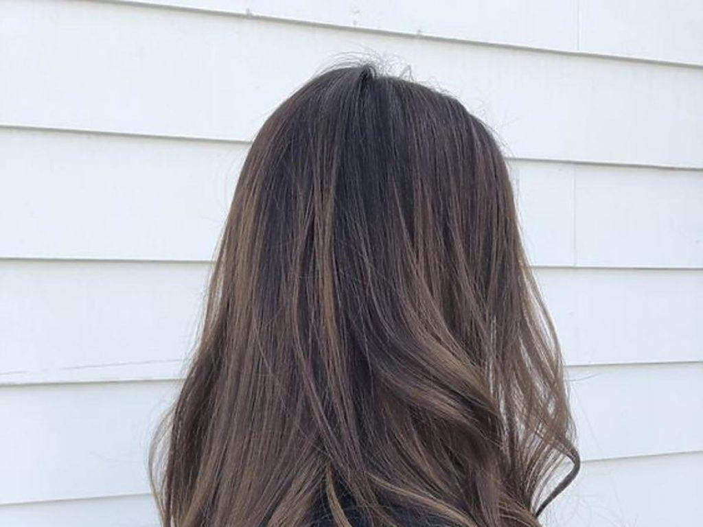 żelki na włosy przed po kuracji