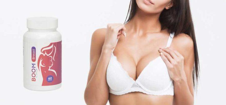 BoomBreast – opinie oraz recenzja preparatu na powiększenie piersi