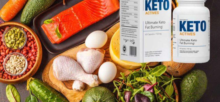 Keto Actives – skuteczny suplement diety na zrzucenie wagi