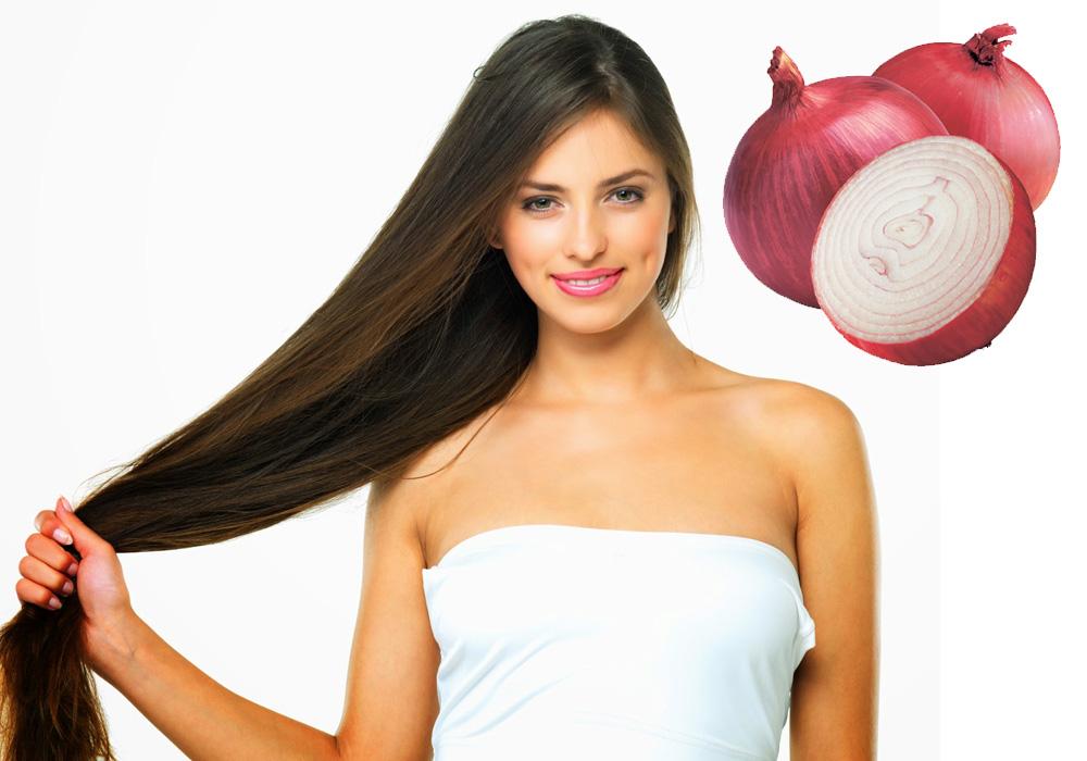 cebula na porost włosów