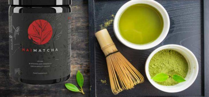 Hai Matcha – herbata matcha na odchudzanie