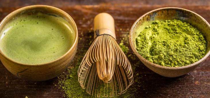 Japońska zielona herbata Matcha – najzdrowsza herbata na świecie ?