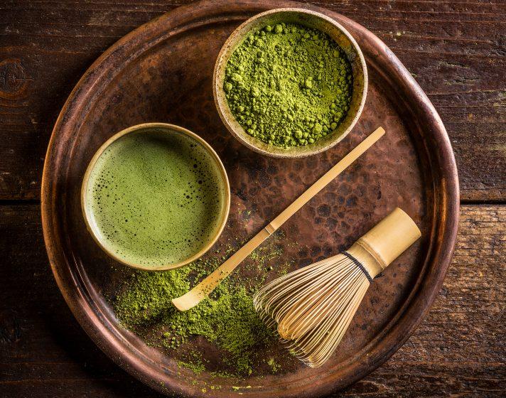zielona herbata matcha właściwości