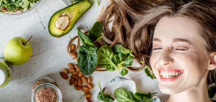 Wpływ diety na włosy, czyli co jeść a czego unikać