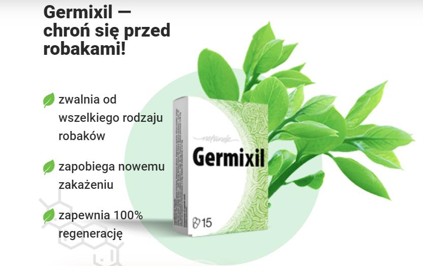 germixil efekty